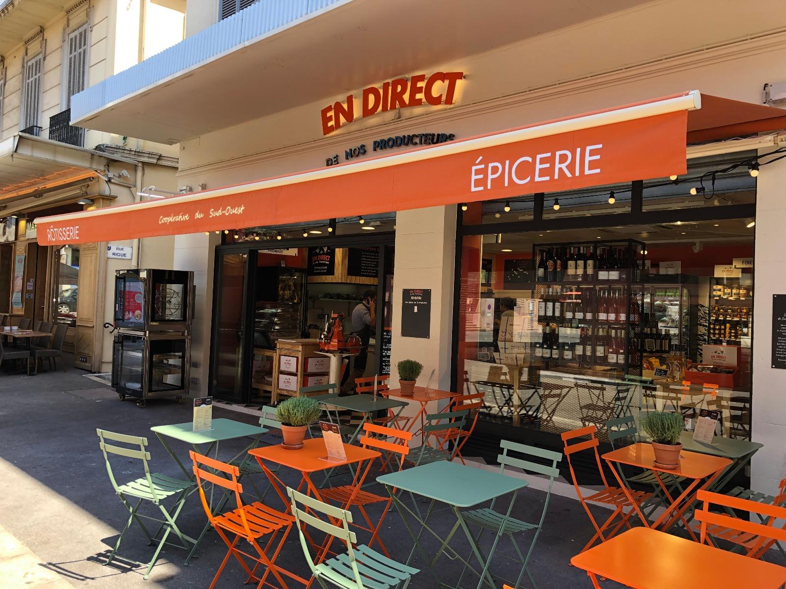 Boutique En Direct de Nos Producteurs Cannes