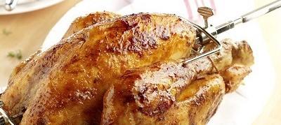 Rôtisserie poulet